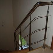 Лестницы под ключ Артикул: ЛК-027-4 фото
