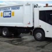 Мусоровоз BMC Pro 628, автомобили коммунальные мусоровозы, коммунальная техника фото