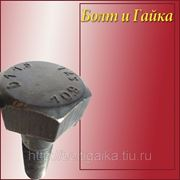 Болты высокопрочные ГОСТ Р 52644-2006, 22353-77. Размер: м22 длина 60 мм. фото
