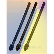 Болты фундаментные прямые, тип 5 м16х900 ГОСТ 24379.1-80. ст3-35, 35х, 40, 40х, 09г2с, 45. ( масса шпильки 1.42 кг. ). фото
