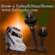 Болт фундаментный (шпилька) ГОСТ 24379.1-80 1.1 М30Х1120 ст.3 (масса шпильки 6,65 кг.) фото