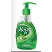 Мыло жидкое Нега алое фото