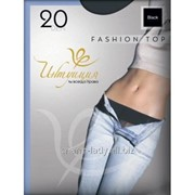 Элегантные женские колготки плотностью 20 den Fashion Top 20 фото