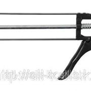 Пистолет Зубр Эксперт для герметиков, скелетный, усиленный, шестигранный Шток, 310мл Код: 06631 фото