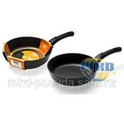 6020 Сковорода Нева-металл посуда 20 см литая со съемной ручкой фото