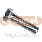 Болт DIN933 кл. пр. 8.8 покрытие цинк М12*50 фото