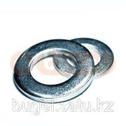 Шайба плоская ГОСТ 11371-78 (аналог DIN 125) оцинкованная М6 фото