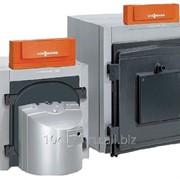 Котел Vitorond 200 VD2 500 кВт с системой управления Vitotronic 300 GW2B без горелки, секц. VD28070 фото
