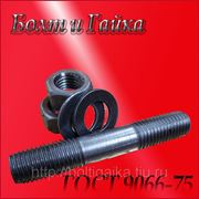 Шпильки для фланцевых соединений, АМ16-6gх110.32.35 ГОСТ 9066-75.(масса 0.158 кг.) фото