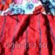 Ветошь махра (лоскут цветной 40х60) фото