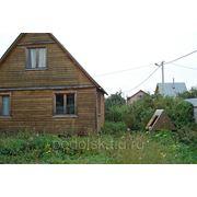 Садовый дом в п. Вороново г. Москвы. фото