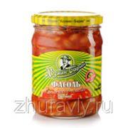 Фасоль в томатной заливке стерилизованная фото