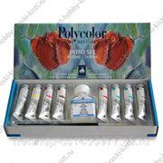 Набор акриловых красок Polycolor 058 8цв х 20мл Maimeri фото