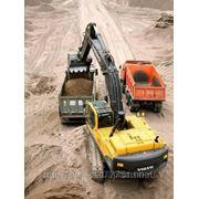 Песок речной с доставкой по городу и области фото