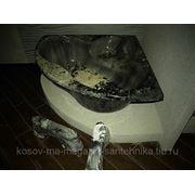 Ванна мраморная 1200 х 1200 фото