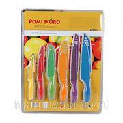 Ножи стальные цветные Luminoso фото