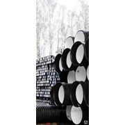 Гафрированные трубы КОРСИС SN 6 (6м)250 1200мм фото