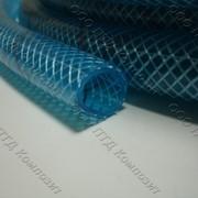 """Шланг ПВХ композит поливочный - армированный 1"""" внутренний диаметр. 6 - 18 Атм. фото"""