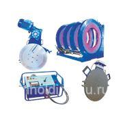 Сварочный аппарат пластиковых труб ССПТ-800Э фото