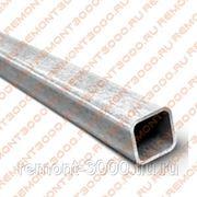 Труба профильная 60х30х2мм стальная (6м) / Труба профильная 60х30х2мм стальная (6м) фото