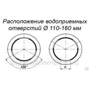 Трубы дренажные ПЕРФОКОР-I 110мм фото