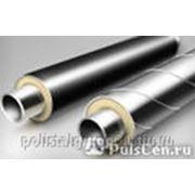 Труба ППУ 108х180мм по ГОСТ 30732-2006 для наземной прокладки фото