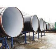 Труба стальная O 159х4,5 Ст.20 ГОСТ 10705-80 с заводским трехслойным покрытием фото