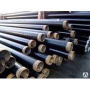 Труба стальная ГОСТ 10704-91/ГОСТ 10705-80 м.ст. 20 O 159х4,5 с двухслойным покрытием фото