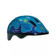 Кит Bellelli шлем детский, M (54-57) см, Сине-голубой фото