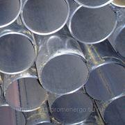 Труба электросварная стальная фото