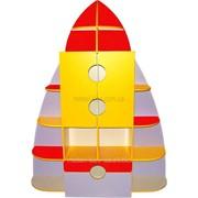 Стенка детская Ракета фото