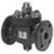 Клапан чугунный регулирующий фото