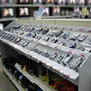 Системы защиты товаров на стеллажах фото