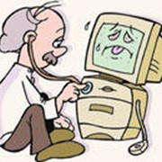 Компьютерный ремонт. фото