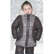 Куртка для девочек Модель М 6072 фото