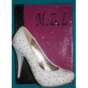 Свадебные туфли M.Z.L фото