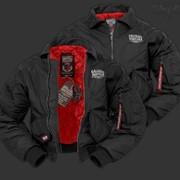 Куртка черная, Dobermans Agressive фото