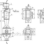 Циклон типа ЦН-15-500х1УП фото