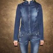 Джинсовая куртка Dstarred на замке фото