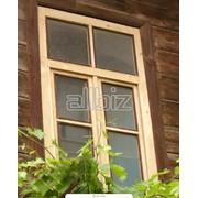 Окна алюмодеревянные фото