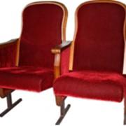 Кресло театральное Престиж фото