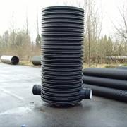 Изготовление полимерных колодцев для канализации фото