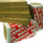Вата базальтовая Rockwool 90kg/m3 *h50mm фотография