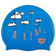 Шапочка для плавания детская Arena Print Jr арт.9417111 фото