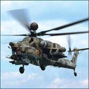 Вертолет боевой круглосуточного действия Ми-28НЭ фото