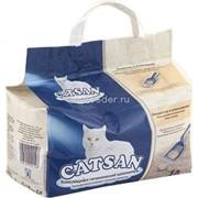 Catsan Ultra Комкующийся наполнитель для туалета кошек 5 л. фото