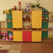 Стенка для игрушек фото