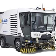Вакуумная подметально-уборочная машина Ravo фото