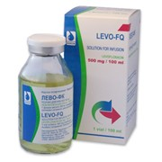 Лево-ФК (левофлоксацин 500 мг флакон 100 мл №1) фото