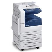 XEROX WorkCentre 7845/ 7855 цветной сетевой принтер-сканер-копир фото